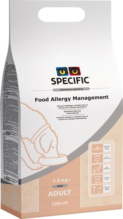 SPECIFIC CDD-HY Food Allergy Management, 8 kg