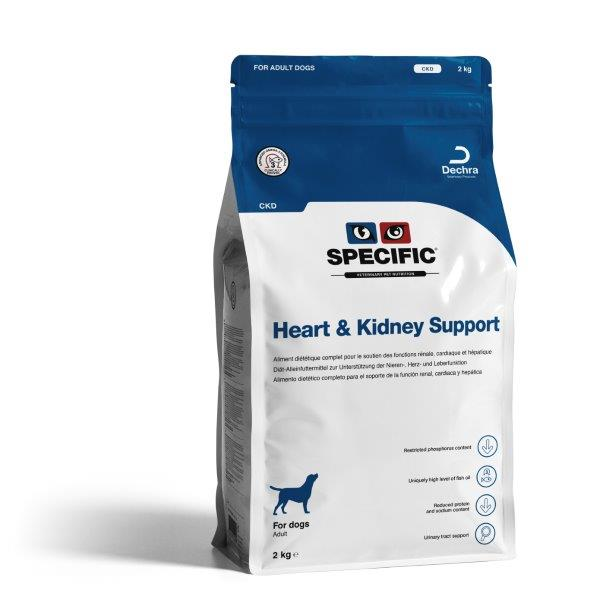 SPECIFIC CKD Heart & Kidney Support, 2 kg