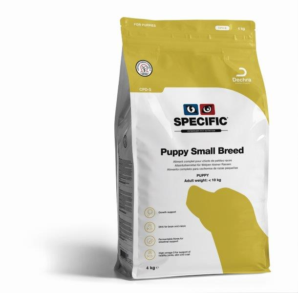 SPECIFIC CPD-S Puppy Small Breed, 1 kg