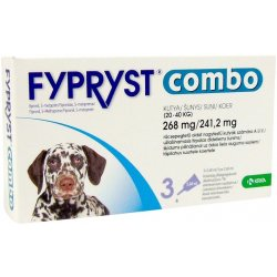 FYPRYST Combo L 268/241,2 mg spot-on Dog 1 x 2,68 ml