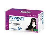 FYPRYST XL 402 mg spot-on Dog 3 x 4,02 ml Akcia 2+2 ZDARMA