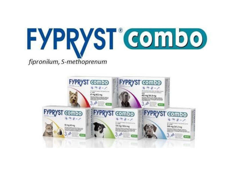 FYPRYST Combo 50/60 mg spot-on Cat 3 x 0,50 ml