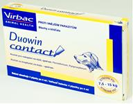 Duowin Contact M spot-on psy 7,5 - 15 kg 4 x 4 ml
