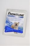 Frontline spot-on dog M sol. 1 x 1,34 ml