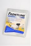Frontline spot-on dog S sol. 1 x 0,67 ml