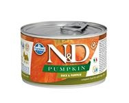 Farmina N&D dog PUMPKIN & Duck konzerva 140 g