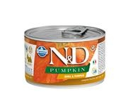 Farmina N&D dog PUMPKIN & Quail konzerva 140 g