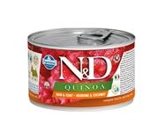 Farmina N&D dog QUINOA Herring & Coconut konzerva 140 g
