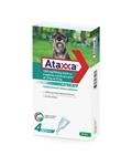 Ataxxa 1250 mg/250 mg spot-on sol. pes od 10 do 25 kg 4 x 2,5 ml