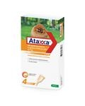 Ataxxa 200 mg/40 mg spot-on sol. pes do 4 kg 4 x 0,4 ml