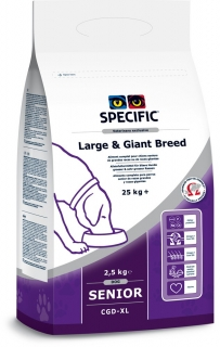 SPECIFIC CGD-XL Senior Large & Giant Breed, 12 kg
