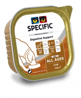 SPECIFIC CIW DIGESTIVE SUPPORT, 6 x 300g