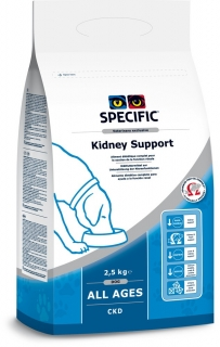 SPECIFIC CKD Heart & Kidney Support, 4 kg