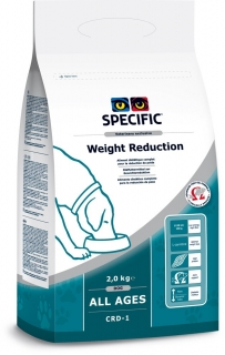 SPECIFIC CRD-1 Weight Reduction, 1,6 kg