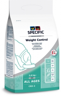 SPECIFIC CRD-2 Weight Control, 2 kg