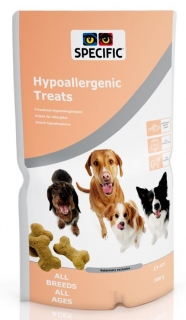 SPECIFIC CT-HY Hypoallergenic Treats- Kostičky, 300g