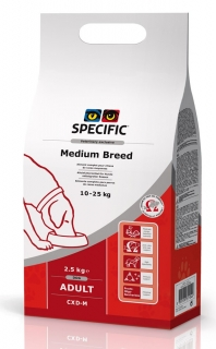 SPECIFIC CXD-M Adult Medium Breed, 2,5 kg