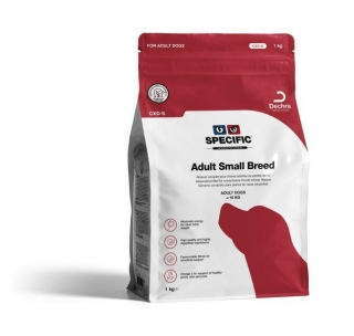 SPECIFIC CXD-S Adult Small Breed, 1 kg