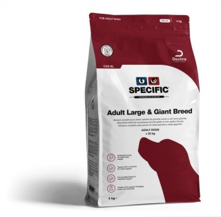 SPECIFIC CXD-XL Adult Large & Giant Breed, 4 kg