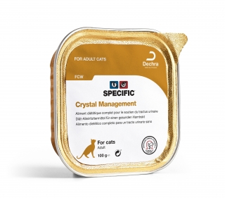 SPECIFIC FCW CRYSTAL MANAGEMENT, 7 x 100g
