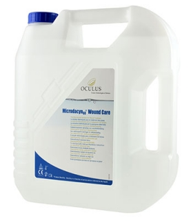 Microdacyn60® – Wound Care 5 l. kanister