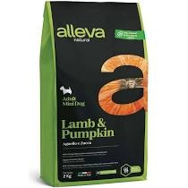 Alleva NATURAL dog lamb&pumpkin adult mini 2 kg