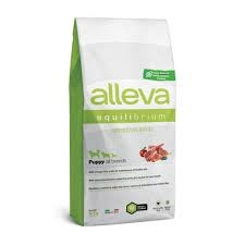 Alleva SP EQUILIBRIUM dog sensitive lamb puppy mini/ medium 2 kg
