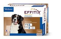 Effitix XL 402 mg/3600 mg spot-on psy (40 - 60 kg ) 4 pipety