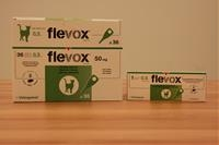 Flevox 50 mg spot-on sol. mačky 1 x 0,50 ml
