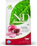 Farmina N&D cat GF adult chicken&pomegranate 0,3 kg