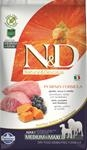 Farmina N&D dog GF PUMPKIN adult medium & maxi lamb & blueberry 2,5 kg