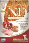 Farmina N&D dog LG adult mini chicken,spelt,oats&pomegranate 7 kg