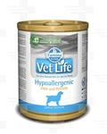 Farmina Vet Life dog Hypoallergenic Fish & Potato konzerva 300 g
