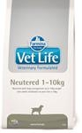 Farmina Vet Life dog Neutered 1-10 kg 2 kg